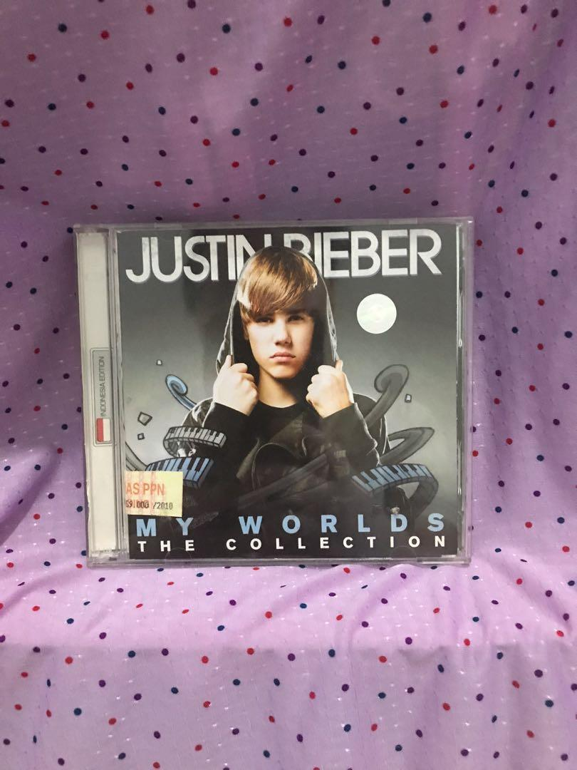 JUSTIN BIEBER MY WORLD THE COLLECTION (2cds)