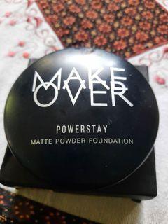 Make over powerstay mate powder foundation