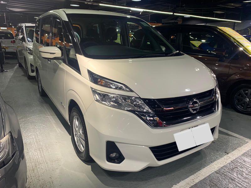 Nissan Serena Highway Star S-hybrid Auto