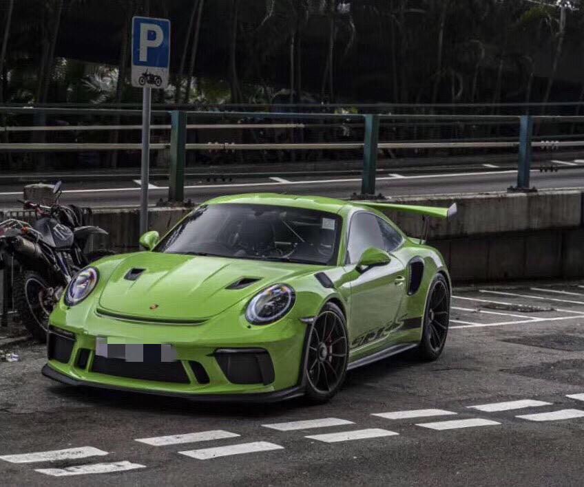 Porsche 911.2  GT3 RS Auto