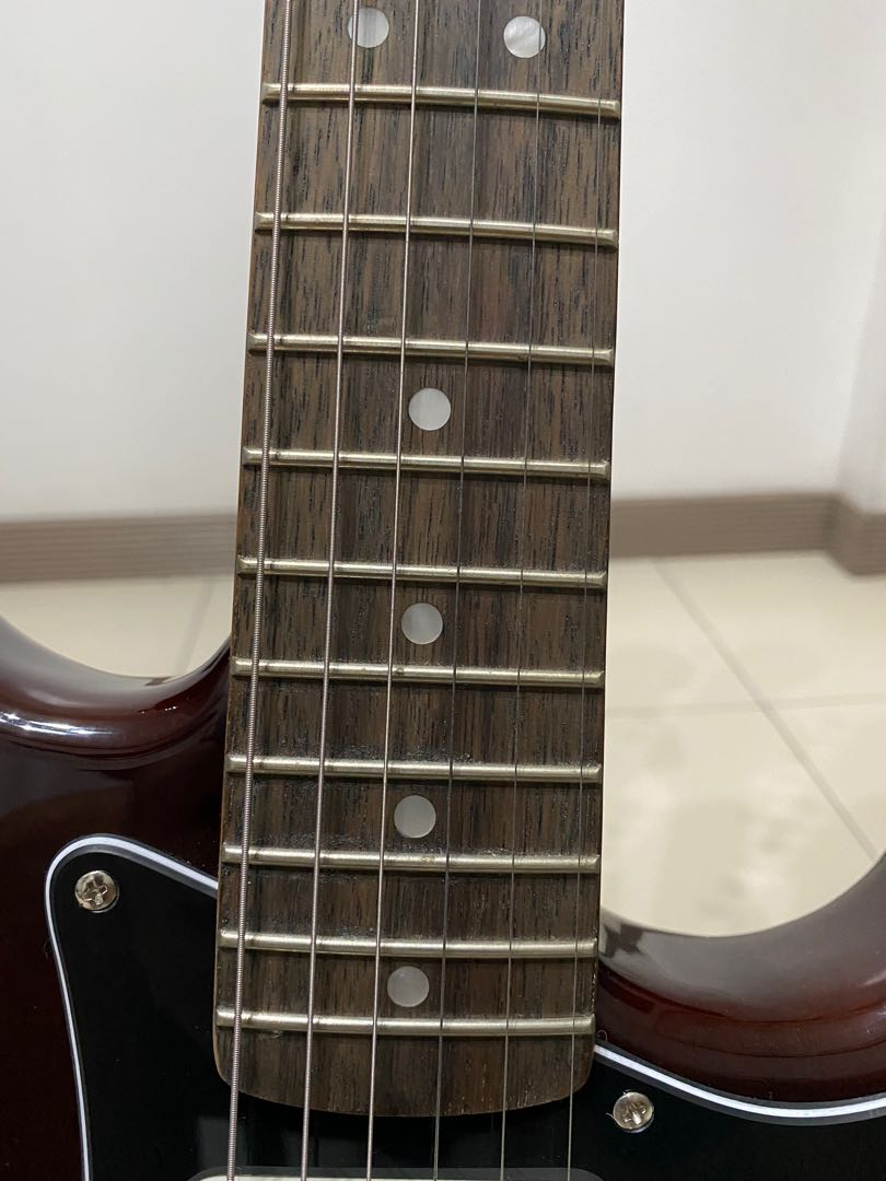 Squier (by Fender) Classic Vibe 70's Stratocaster HSS
