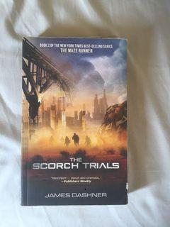 THE SCORCH TRIAL TERJEMAHAN