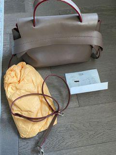 Tods Wave Small bag with receipt