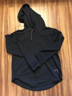 Under armour open back hoodie