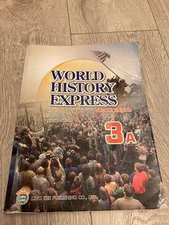 World history express 3A
