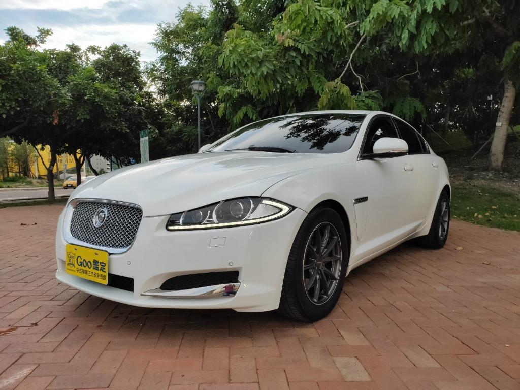 《鑫宏車業》此商品已售出,2012年積架XF柴油2.2....歡迎預約來店賞車