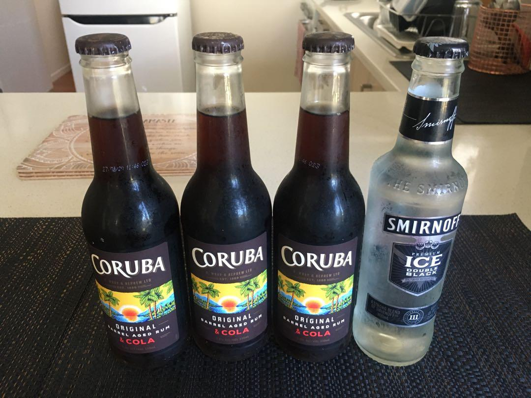 4x drinks for 10$