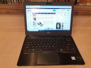 95% new Fujitsu U728 第八代 i7-8550  12.5 吋手提电腦 made in Japan