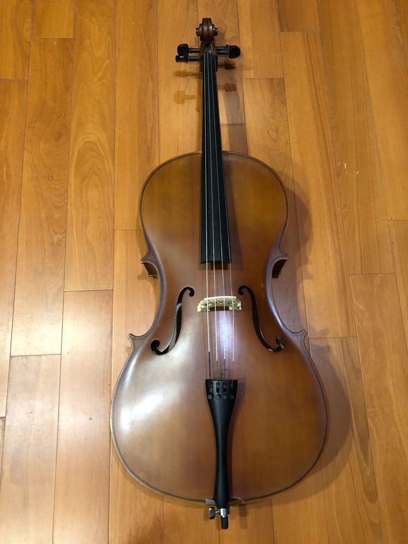 大提琴 4/4全琴