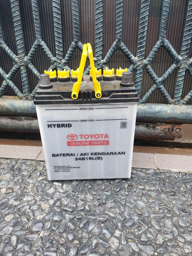 Aki Bekas Toyota Innova 2.0. 34B19L S