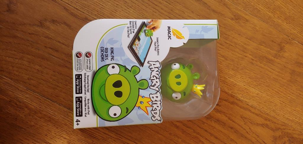 Angry Birds King Pig for Ipad
