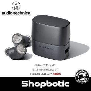 Audio-Technica ATH-ANC300TW Noise Cancelling Earbuds