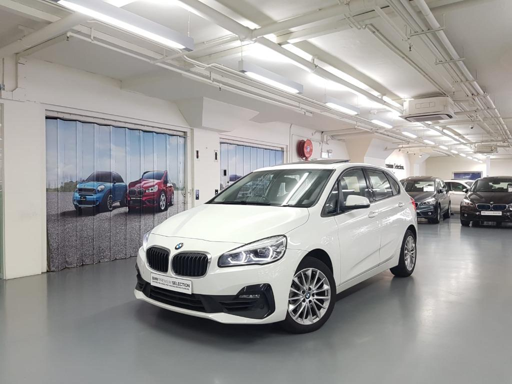 BMW 218iA  Active Tourer 2018 Auto