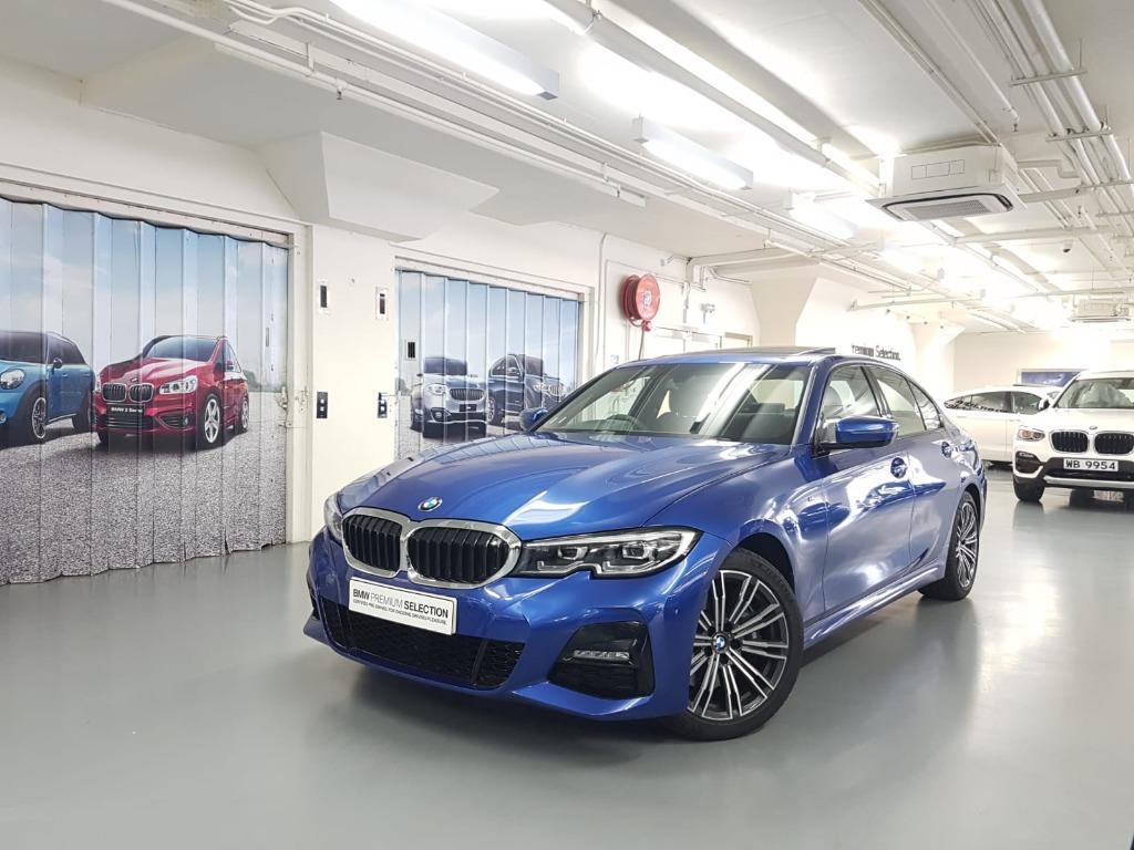 BMW 320iA Saloon M Sport Edition 2019 Auto