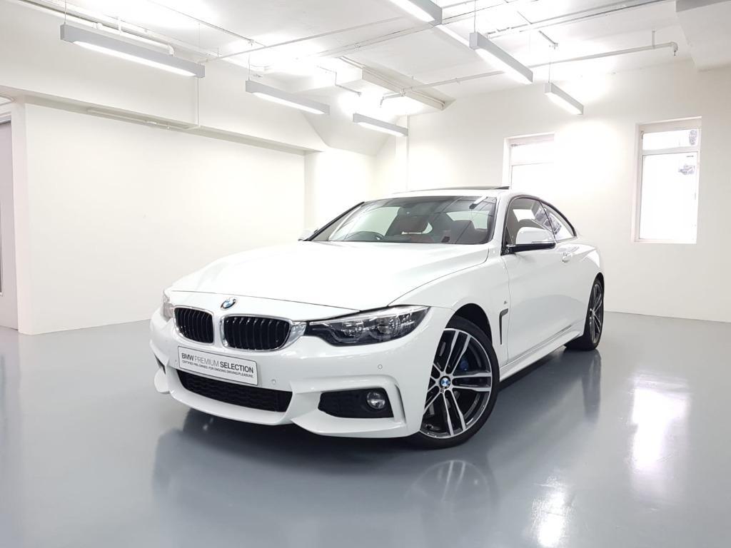 BMW 430iA  Coupe M Sport Edition 2018 Auto