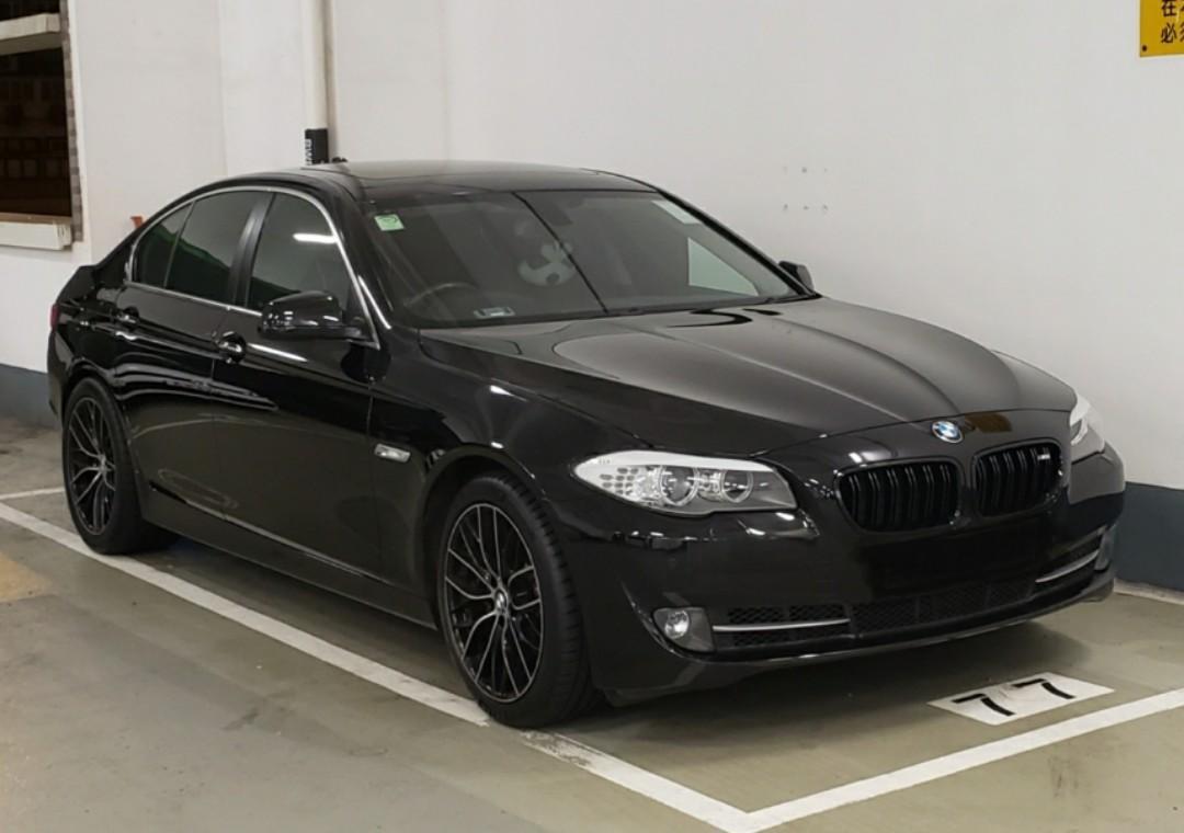 BMW 520i Luxury Auto