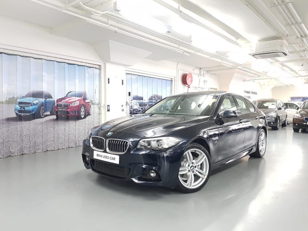 BMW 520iA Saloon Sport 2016 Auto