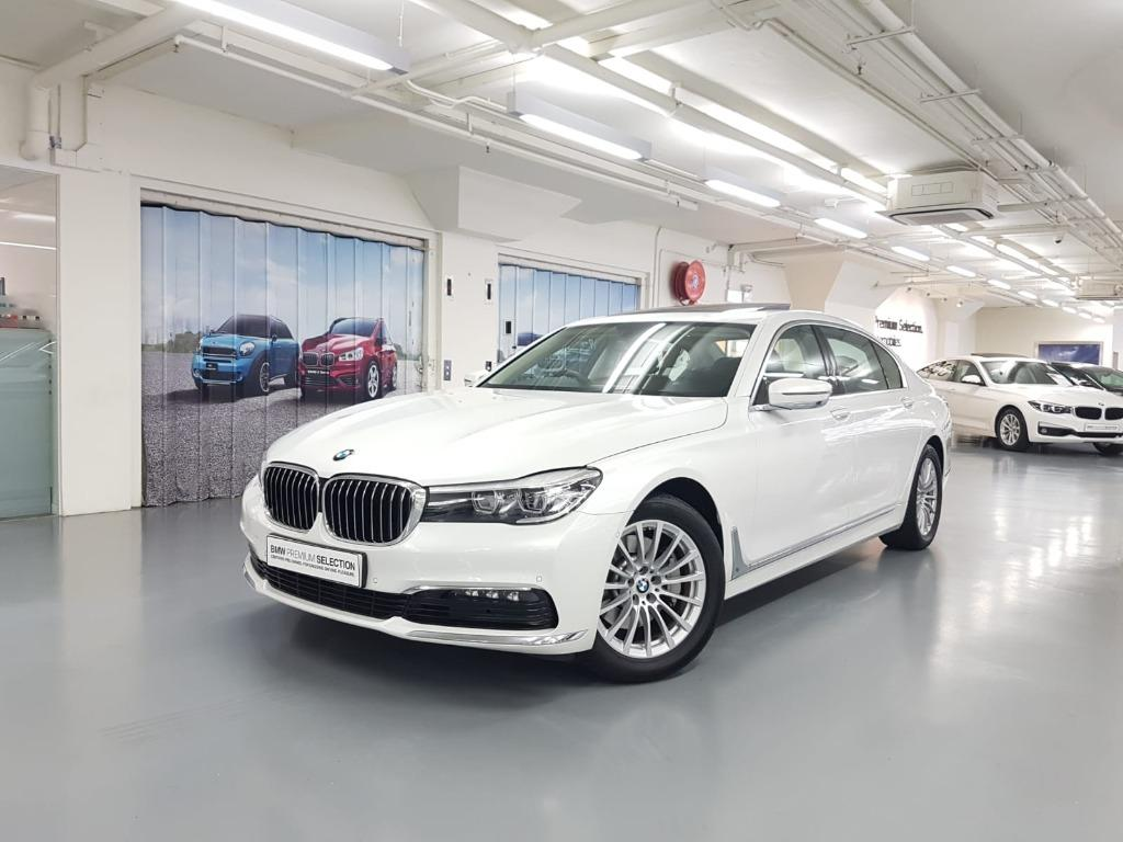 BMW 730LiA Saloon 2018 Auto
