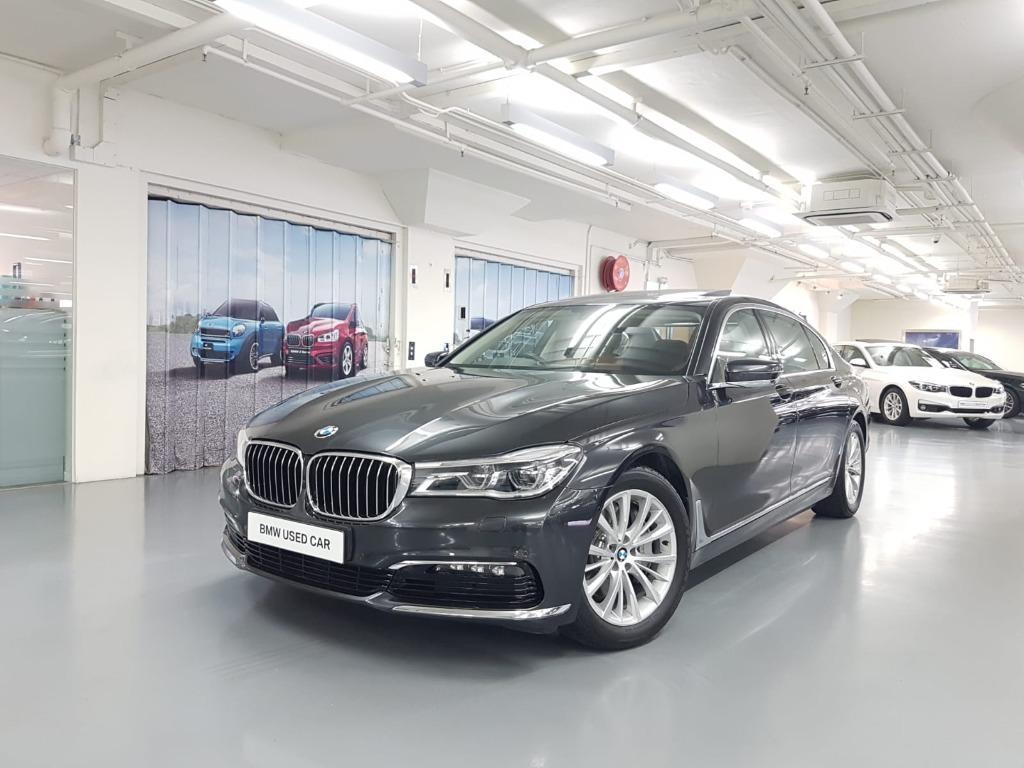 BMW 740LiA Saloon 2016 Auto