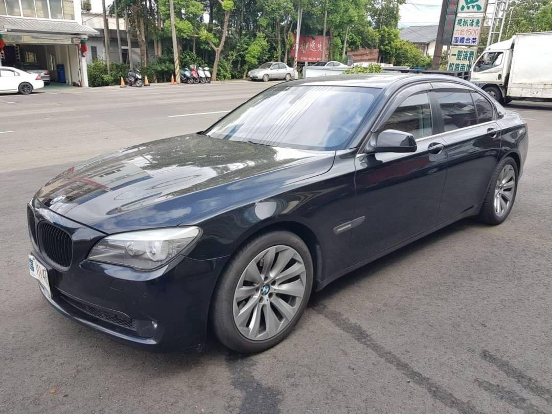 廠牌:BMW(日規)   型式:750 Hybrid  2012年           4400cc          98萬