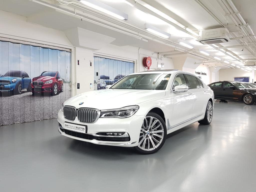 BMW 750LiA Saloon 2018 Auto