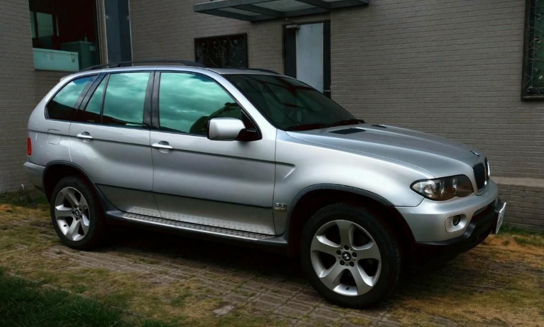 BMW E53 X5 sport 3.0 里程12萬 2004