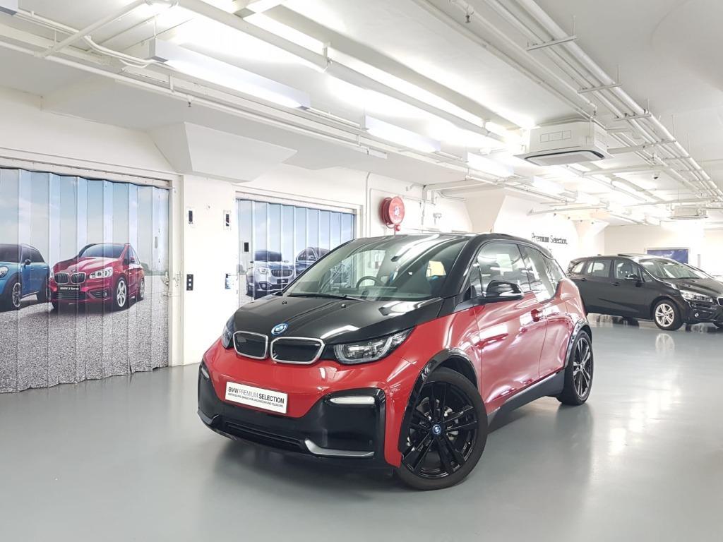 BMW i3s 94Ah 2018 Auto