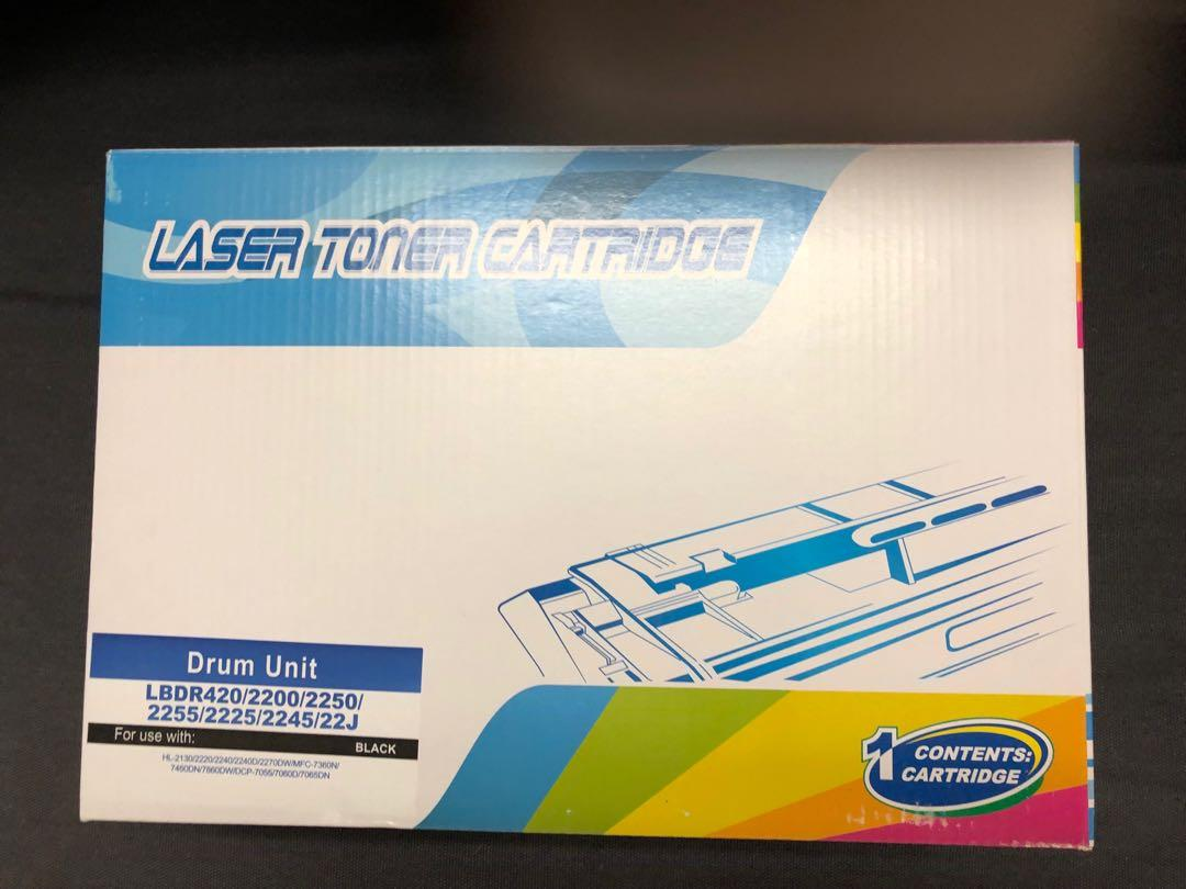 Brand New Laser Toner Cartridge