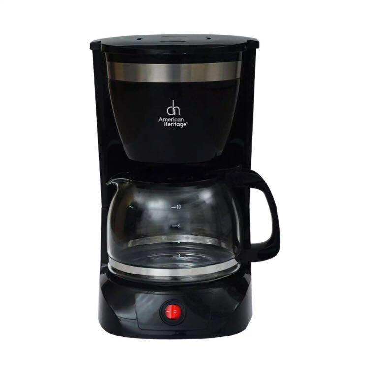 American Heritage Coffee Maker Ahcm 6110 Home Furniture Home Appliances Other Kitchen Appliances On Carousell