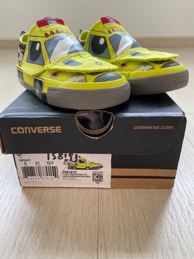 Converse infant shoe, Babies \u0026 Kids