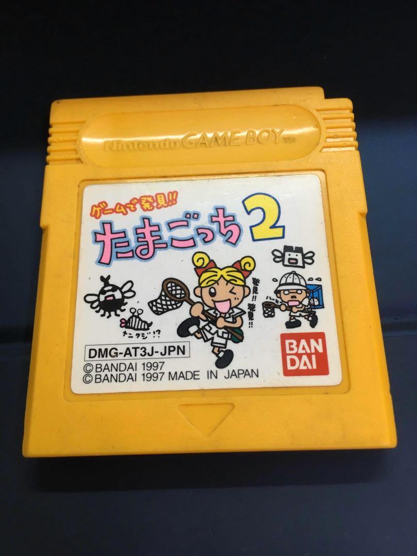 gameboy 正日版 塔麻可吉2 遊戲 卡帶 任天堂 gb Gbc Gbasp 懷舊