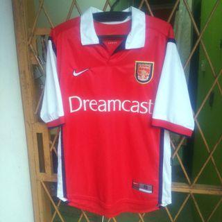 Jersey vintage Arsenal home 1999 Nike Original size S