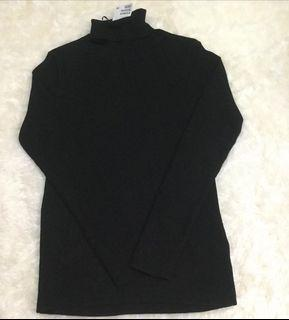 Jumper sweater hitam
