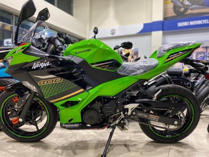 【榮立國際】kawasaki ninja400 2020樣式 月繳4288