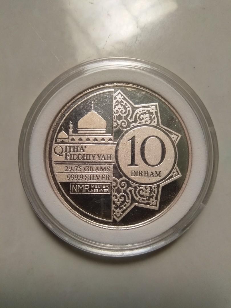 Koin 10 dirham