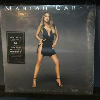 MARIAH CAREY : #1 TO INFINITY