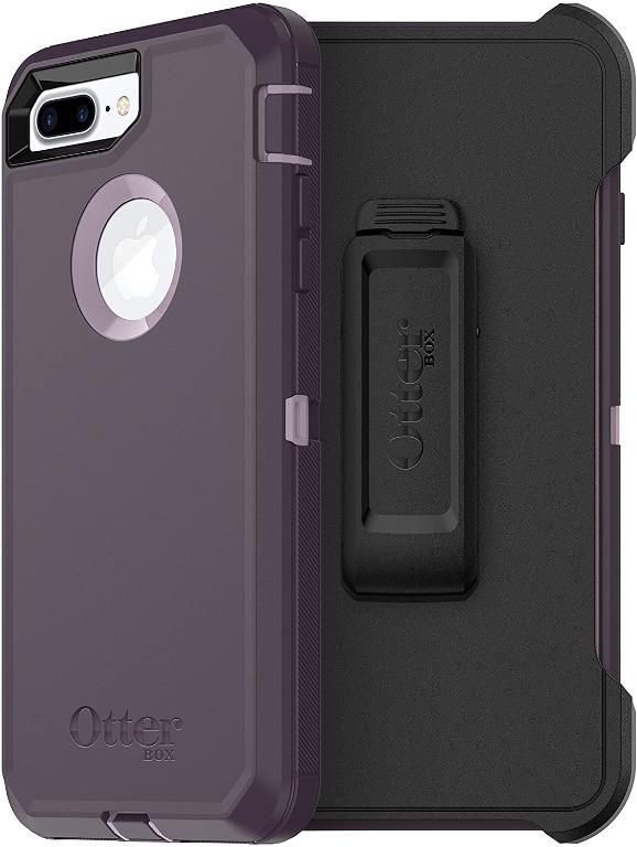 OtterBox Defender Case for iPhone 7 Plus/8 Plus (Purple Nebula)