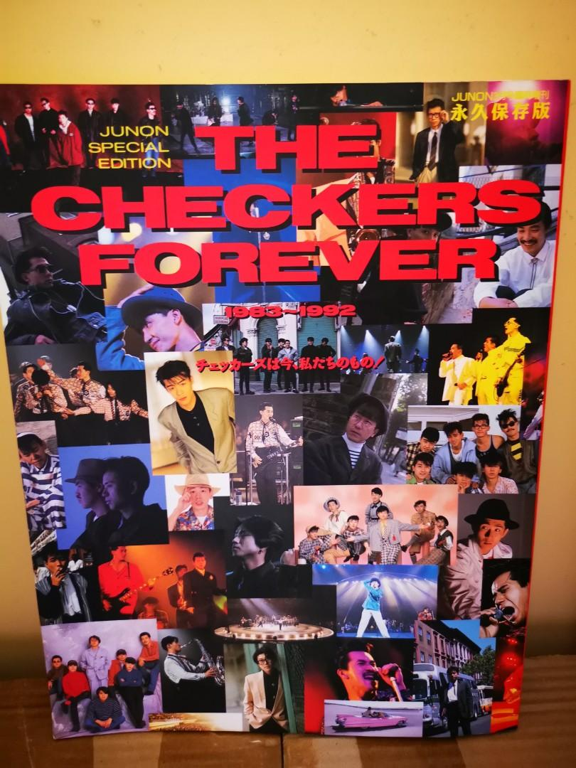 The Checkers Forever 1983-1992