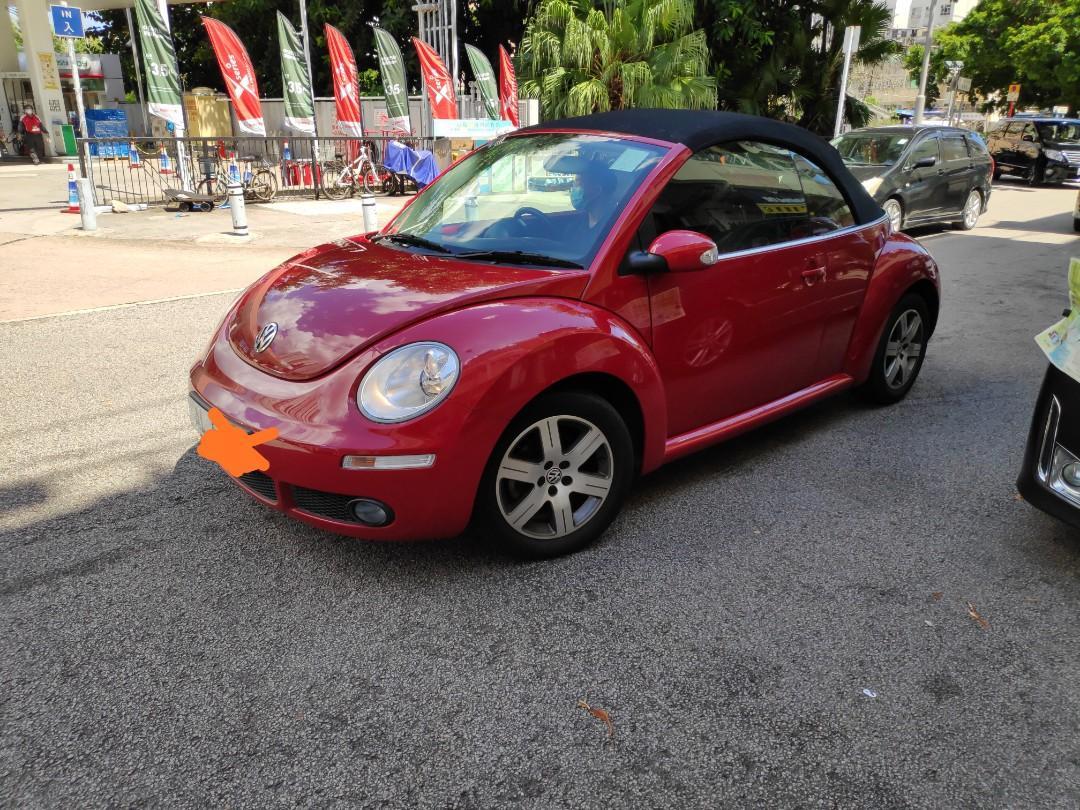 Volkswagen Beetle 2.0 CAB 2.0 Auto