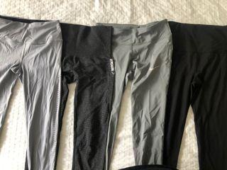 Workout Leggings - Gymshark, Nike