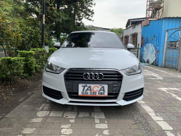 15/16 Audi A1 S-Line