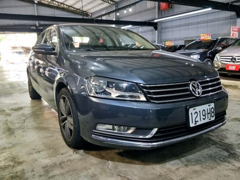 正2012年 VolksWagen Passat 1.8 TSI 售29.8萬