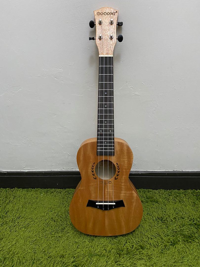 全新23吋 桃花心木面單板 烏克麗麗/new ukulele