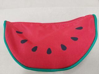 西瓜造型化妝包  置物包