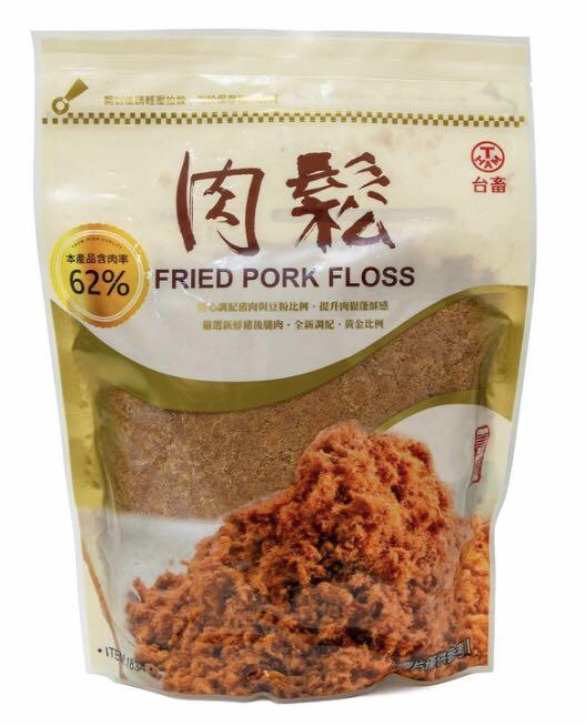 🚚宅配免運🚚 Costco好市多 Tham 台畜肉鬆 1公斤  shredded pork