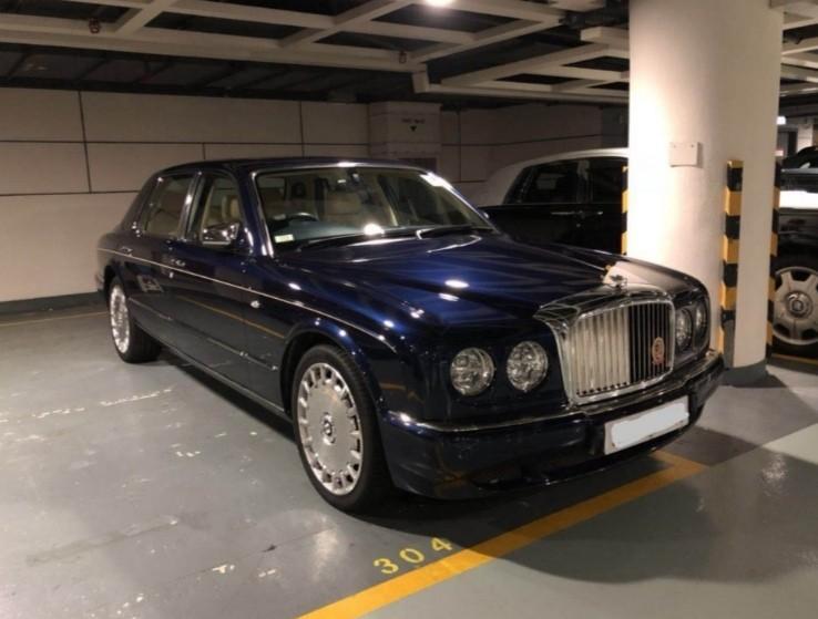 Bentley Arnage 6.8 Rl (A)
