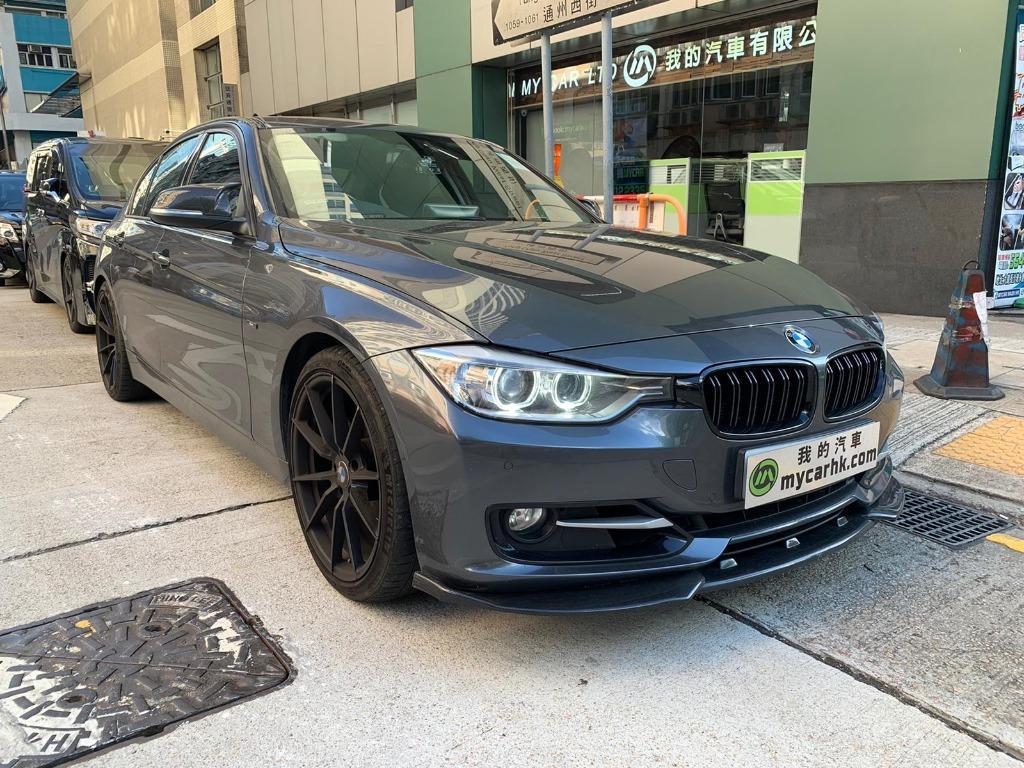 BMW 320I SPORT 2013 Auto