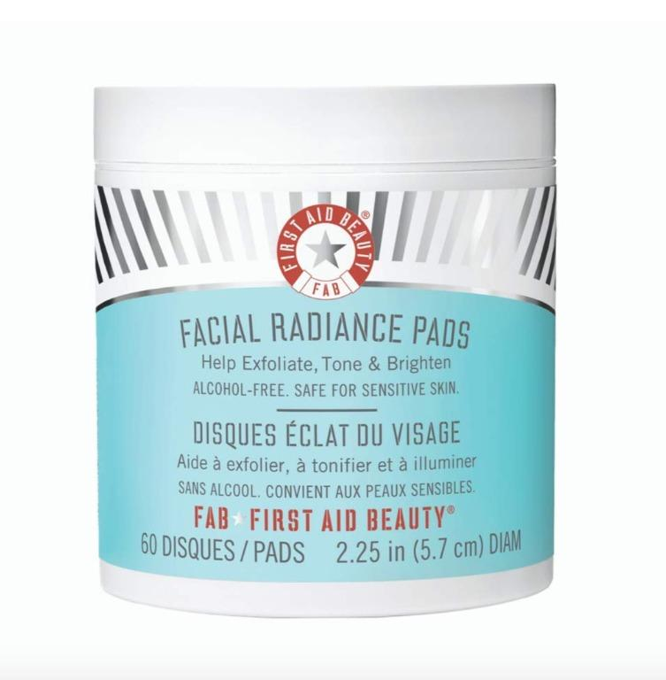 Brand New First Aid Beauty Facial Radiance Pads