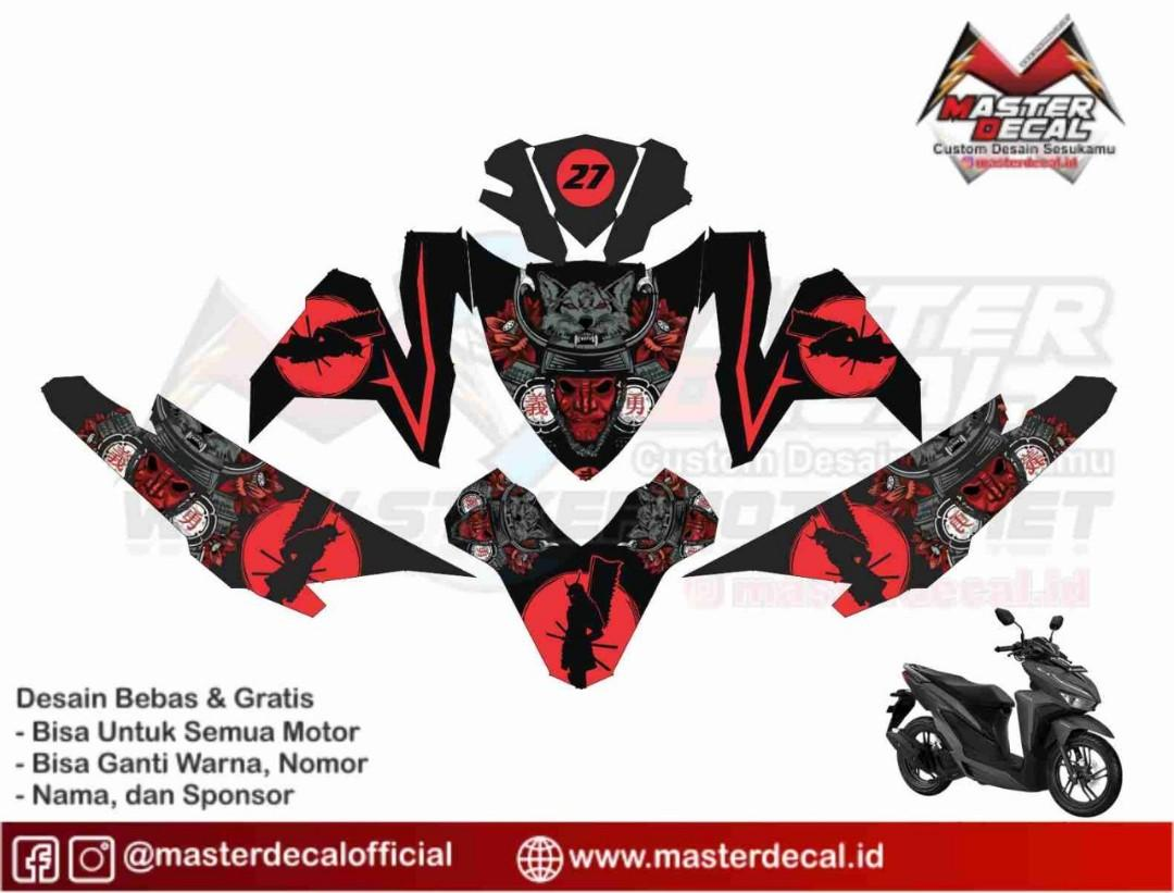 Decal Vario 150 , 250 net