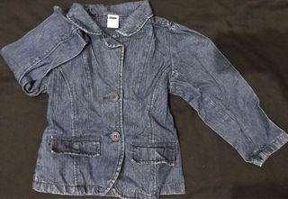 Denim Jacket Baby | Jaket Jeans Anak